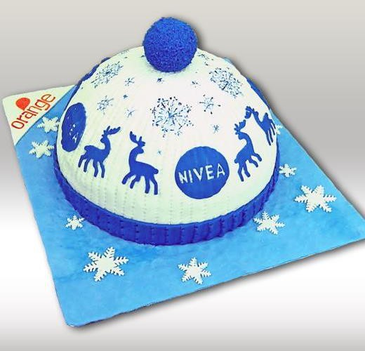 Торт Nivea