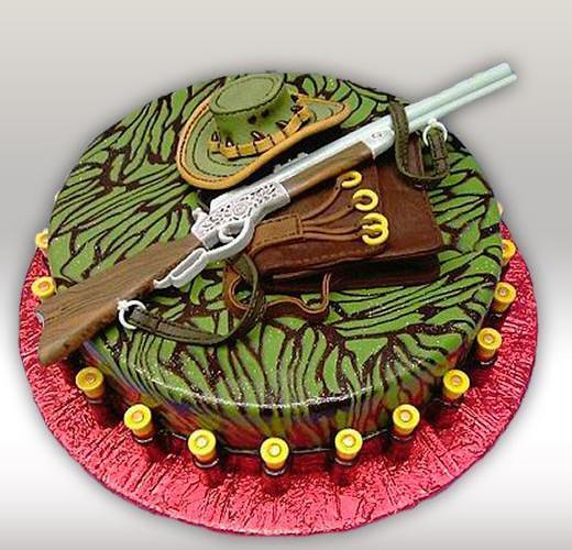 Торт для охотника