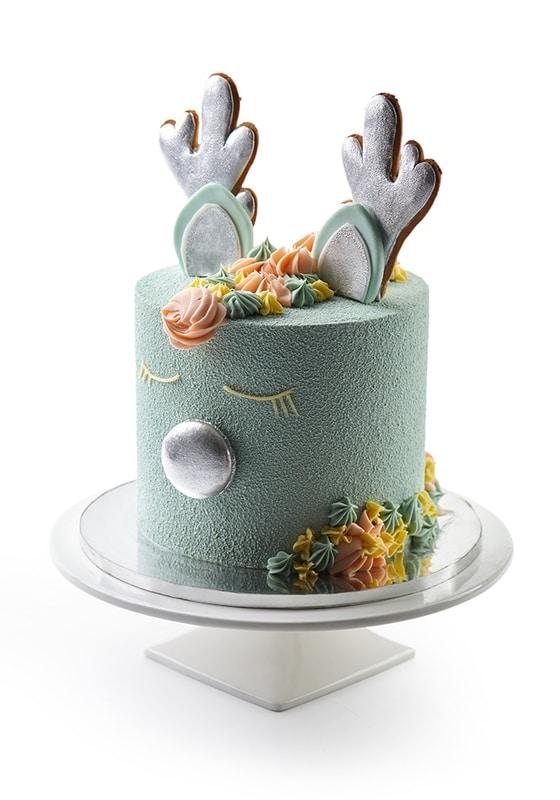 Торт Дивный олень