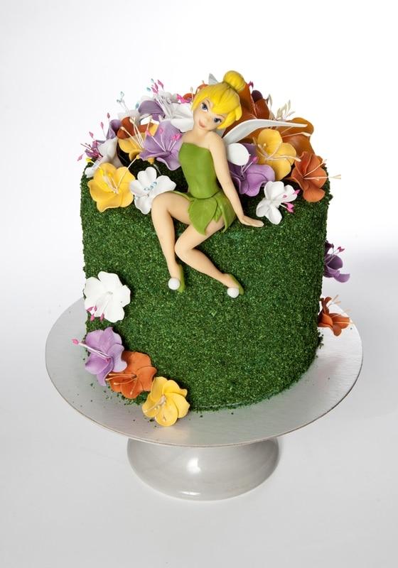 Торт Фея Динь-Динь