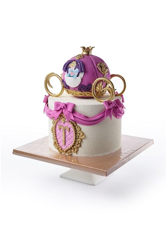 Торт Карета Золушки
