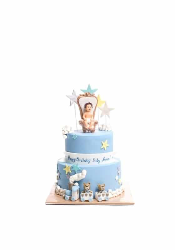 Торт Маленький Король