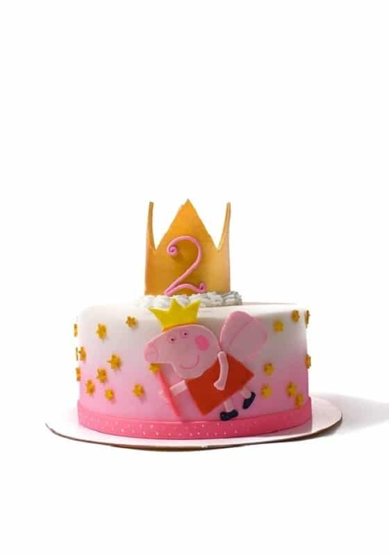 Торт Принцесса Пеппа