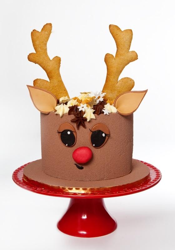 Торт Рождественский Олень
