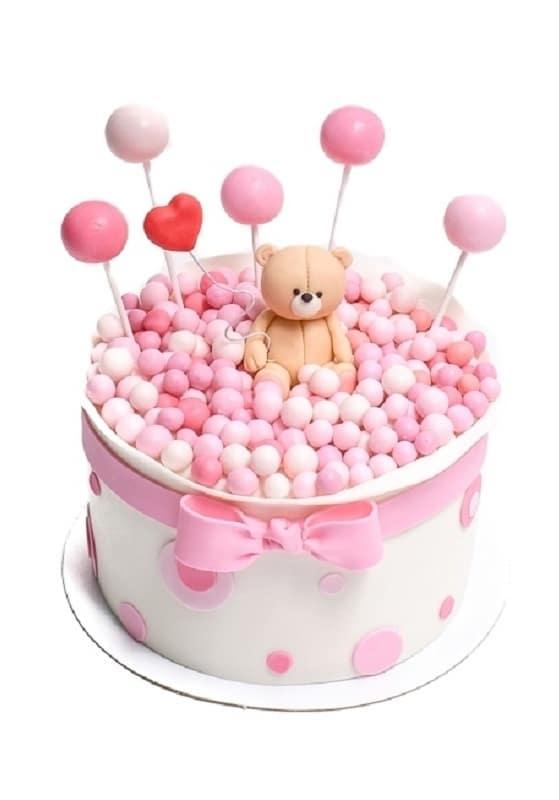 Торт Сладкая мишка