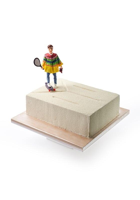 Торт Интересная личность