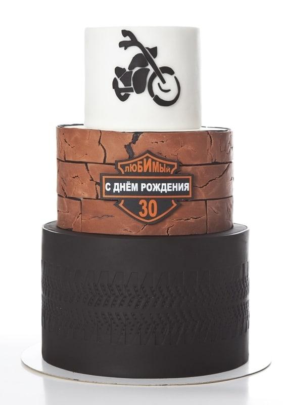 Торт Мотоциклисту