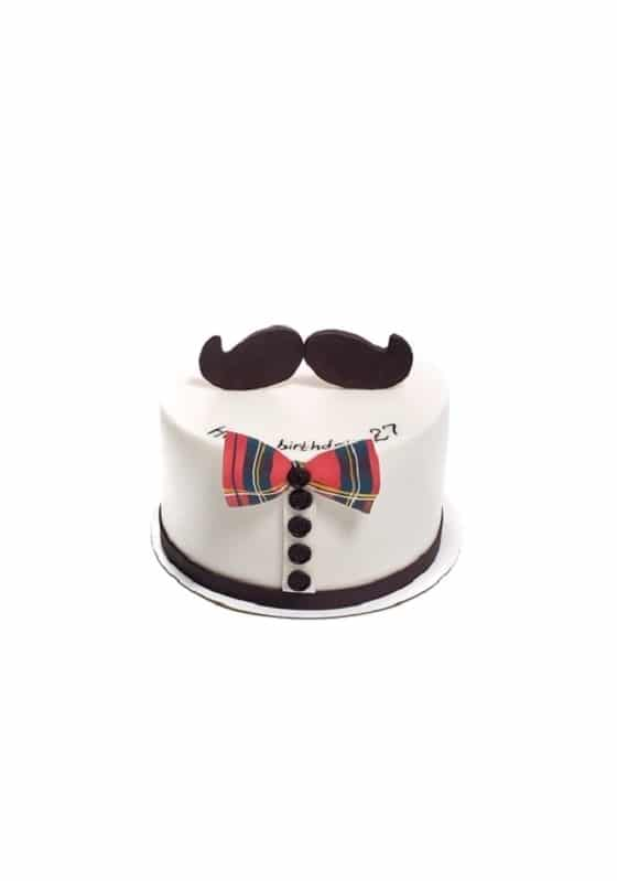 Торт Настоящему джентльмену