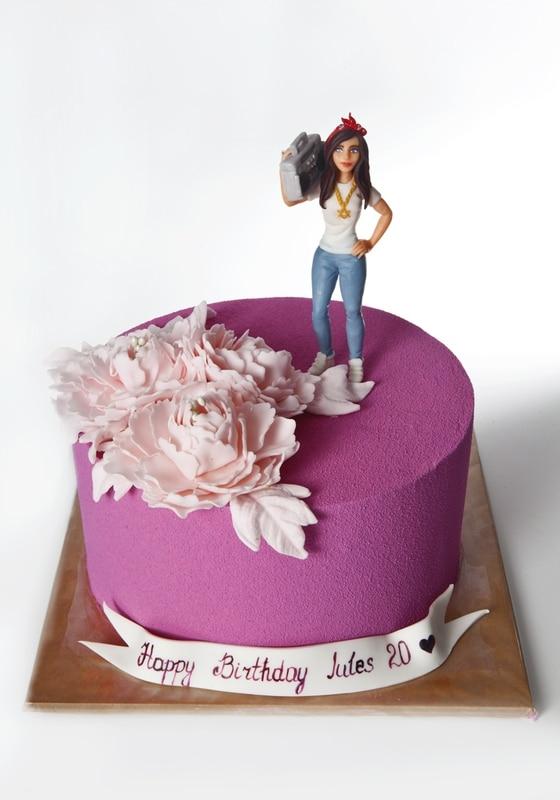 Торт с Девушкой