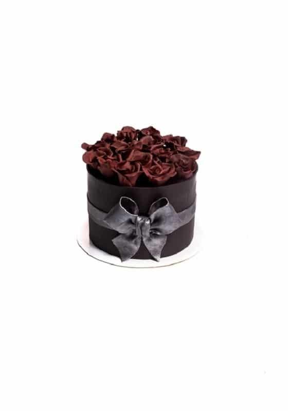 Торт с Шоколадными розами