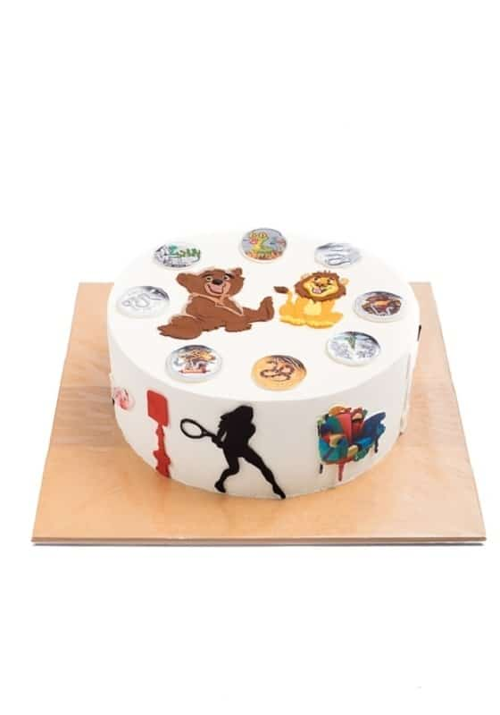 Торт с Животными из гороскопа
