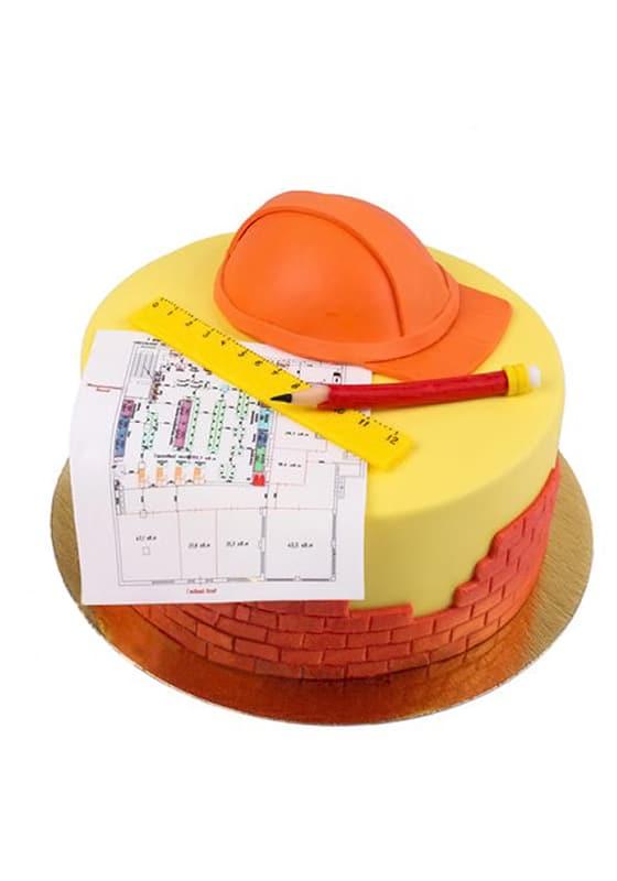 Торт для Строителя