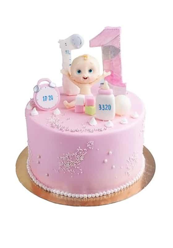 Торт с Пупсиком