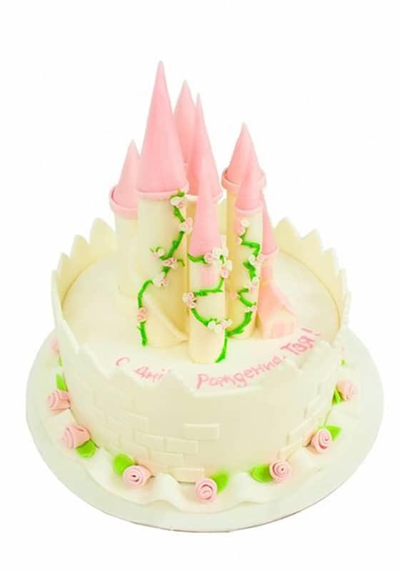 Торт Волшебный замок