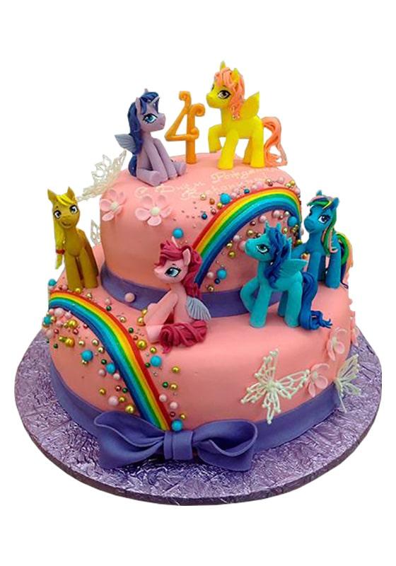 Торт little pony