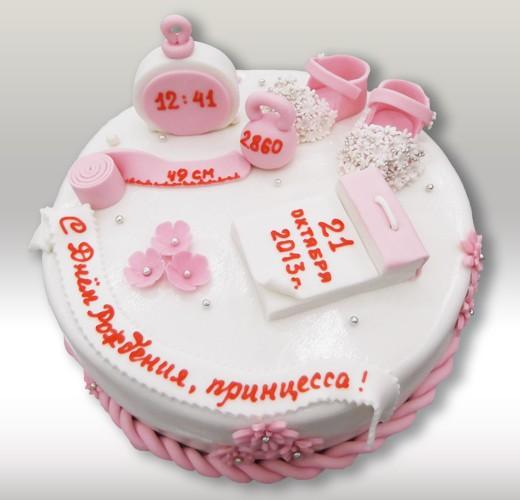 Торт на день рождение ребенку заказать