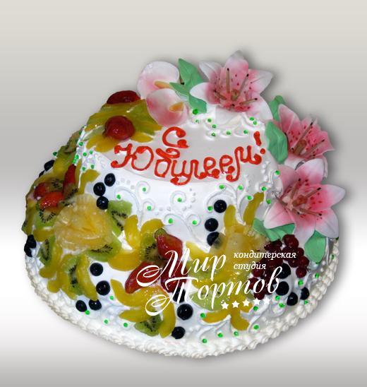 Торт на день рождения ребёнку 10 лет фото 1