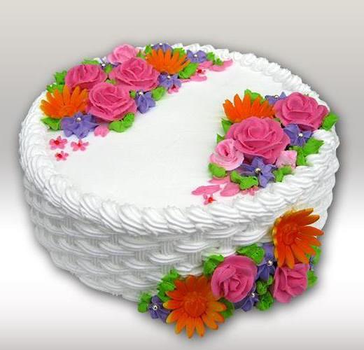 Торт на юбилей бабушке